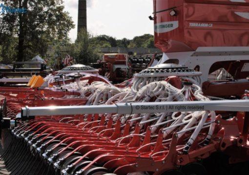 Dalla Lituania: Kit ECOFERT (serbatoio da 2200L) per concimare contemporaneamente alla semina del colza
